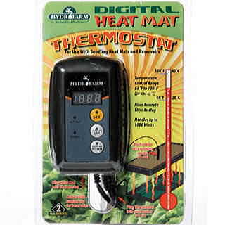Heat Mat Automatic Thermostat