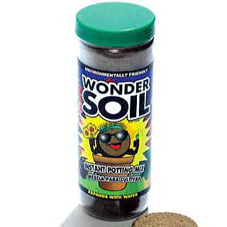 WonderSoil™ Expanding Potting Mix Wafers