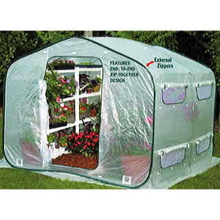 Farmhouse™ Pop-Up Greenhouse