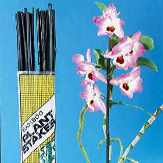 4-foot Plant Stakes Bamboo - Pack of 10