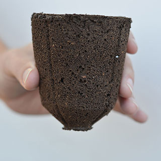 16 Refill Sponges for Mega-cell Dome Seed Starting Kit