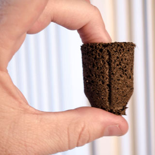 55-pack Refill Sponges for Parks Windowsill Bio Dome