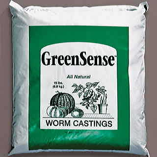 GreenSense Earthworm Castings