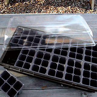 72-cell Insert for Parks Seed Starting Tray