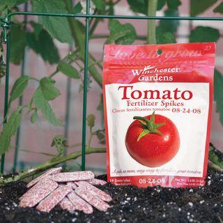 Tomato Fertilizer Spikes Image