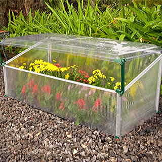 Venting Single Coldframe