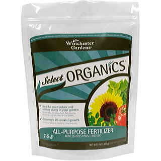 Organic All-Purpose Fertilizer (3-lb. bag)