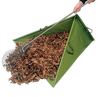 Tripod Collapsible Leaf Collector