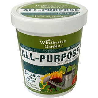 Water Soluble All-Purpose Fertilizer (1.5-lb. container)