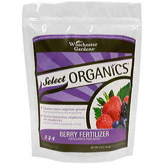 Organic Berry Fertilizer (3-lb. bag)