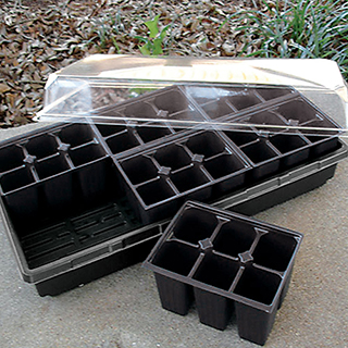 Parks Seed Starting Trays & Inserts