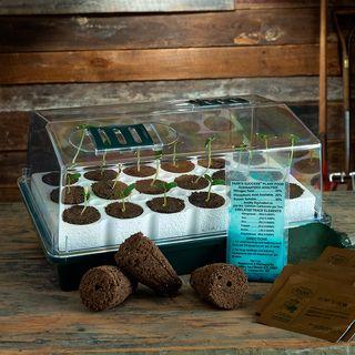 Parks Original Bio Dome Seed-Starting System
