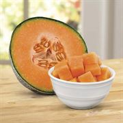 Ambrosia Hybrid Melon Cantaloupe Seeds image