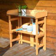 Folding Utility Table & Bench