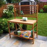 Foldable Potting Bench