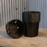 Nursery Pot Black - Gallon & Quart Combo PK       (Gal-10pk, Qt-24pk) Alternate Image 2