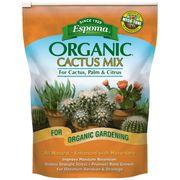 Espoma® Organic Cactus Mix 4 Qt. Thumb