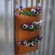 Felt Hanging Grow Bag 11.8 X 19.7 inches