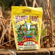 FoxFarm Happy Frog® Fruit & Flower Fertilizer Thumb