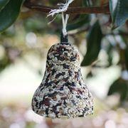 All Season Fruit & Nut Birdseed Bell Thumb