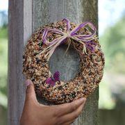 Wildfare Birdseed Wreath Alternate Image 1