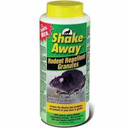 Shake-Away Pest Repellent for Rodents