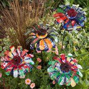 Sugar Shack™ Flower Stake Hummingbird Feeder Alternate Image 2