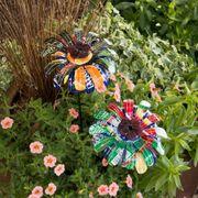 Sugar Shack™ Flower Stake Hummingbird Feeder Alternate Image 3