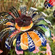 Sugar Shack™ Flower Stake Hummingbird Feeder Alternate Image 4