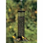 The Squirrel-Tipper Bird Feeder