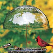 The Umbrella Adjustable Bird Feeder