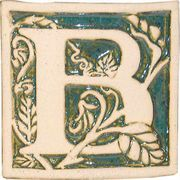 Bookplate Planter - B