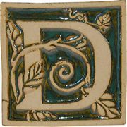 Bookplate Planter  - D
