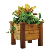 Western Red Cedar Planter Boxes Safe Finish Small