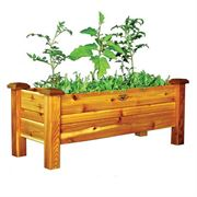 Western Red Cedar Planter Boxes Safe Finish Large
