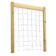 Raised Garden Bed Trellis Kit Natural Small
