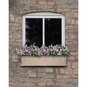 Fairfield Window Box Clay 3 Feet - <b><font color=bb0000>Free Shipping!</font></b>