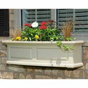 Nantucket Window Box-Clay