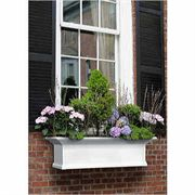 Yorkshire Window Box-White 3 Feet