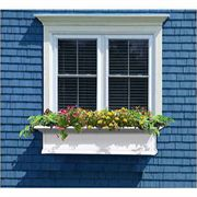 Yorkshire Window Box-White 4 Feet