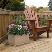 24x11 Cape Cod Patio Planter <b><font color=bb0000>Free Shipping!</font></b>