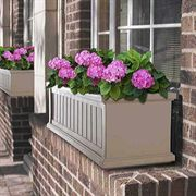 Cape Cod Window Box-Clay