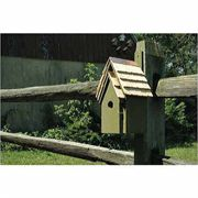 Pinion Green Bluebird Cottage Bird House