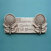 Full Bloom Plaque