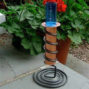 The Worlds Coolest Rain Gauge - 9-inch Tabletop