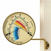 Veranda Heat Index and Wind Chill Gauge