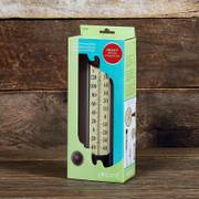 Conant Decor Grande View Thermometer Bronze Patina