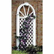 86 inch Nantucket Arched Crown Trellis
