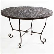 Bolla Mosaic Round Outdoor Coffee Table