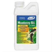 Monterey B. t. Biological Insecticide
